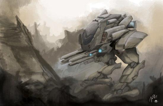 Robot MI-79