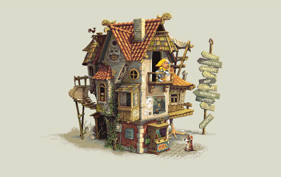 Fool's House
