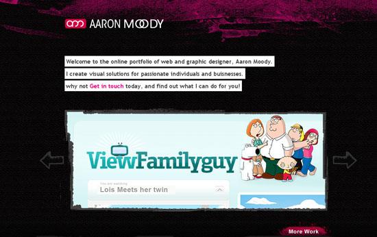 Aaron Moody