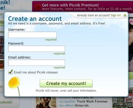 http://www.picnik.com/app#/home/welcome