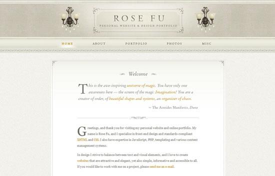 Rose Fu