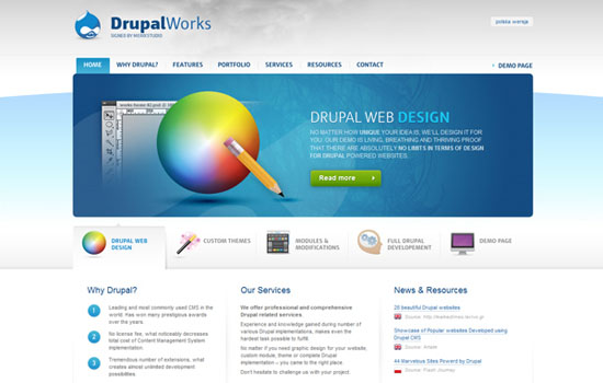 Drupal Works
