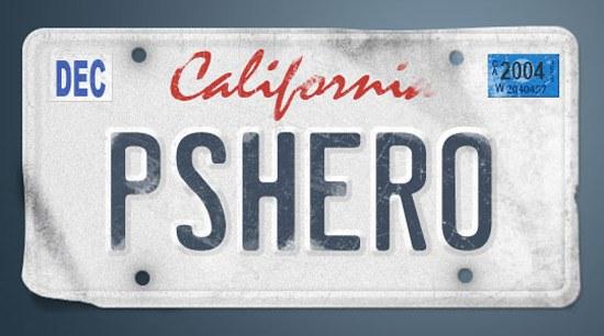 Vanity License Plate