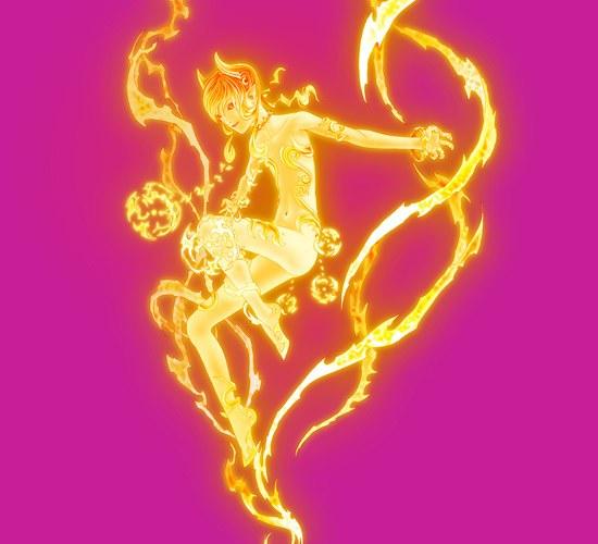 Anima: Fire fairy