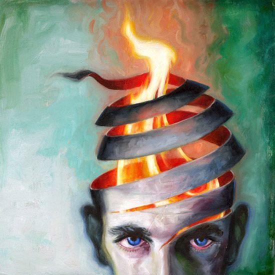 Unraveling Fire II boy