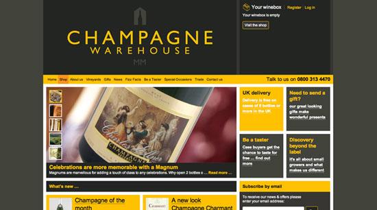 Champagne Warehouse