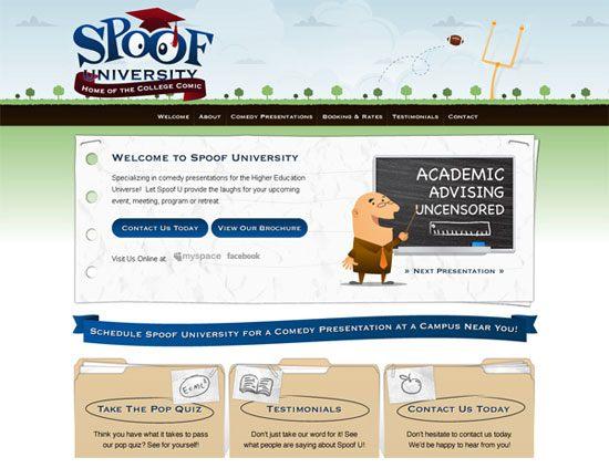 Spoof University