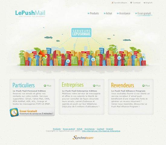 LePushMail