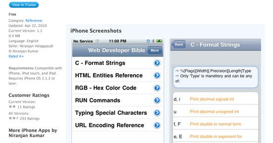 Web Developer Bible