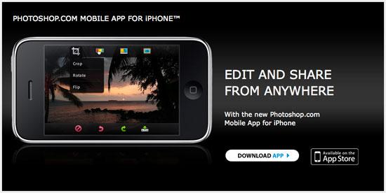 Photoshop.com Mobile App