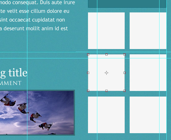 Design the Sidebar Ad Units