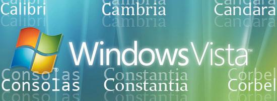 A Comprehensive Guide to Microsoft Vista Fonts for Designers
