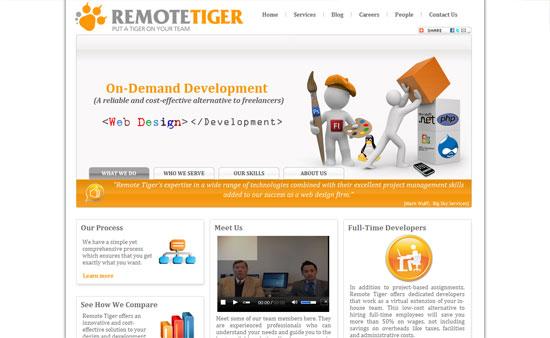 Remote Tiger, Inc.