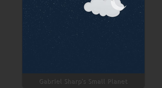 Gabriel Sharp's Small Planet