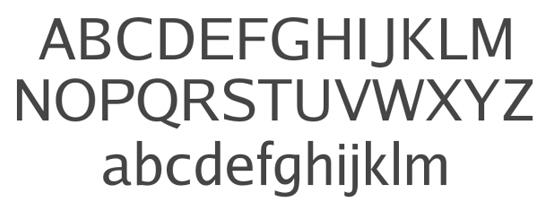Luxi Fonts