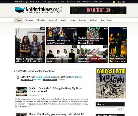 NotNorthNews.org