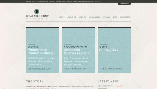 Wearable Print