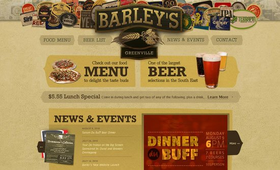 Barley's Greenville
