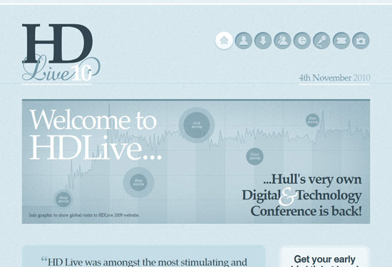 Hull Digital Live 10