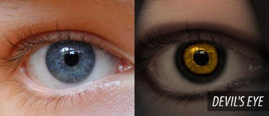 Devil's Eye