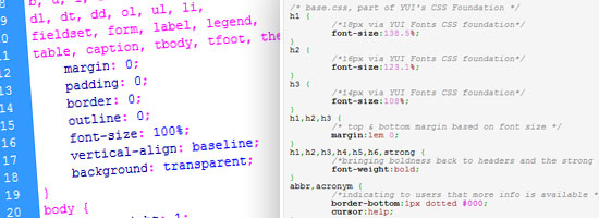 The History of CSS Resets
