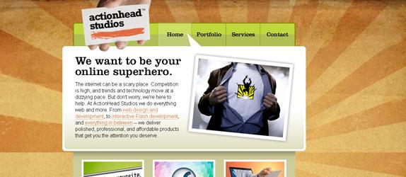ActionHead Studios - http://www.actionhead.com/
