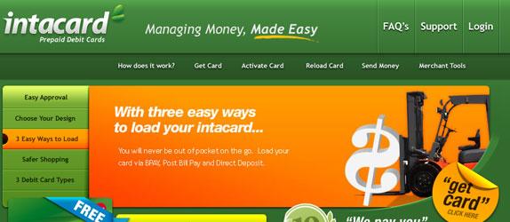 intracard - http://www.intacard.com.au/