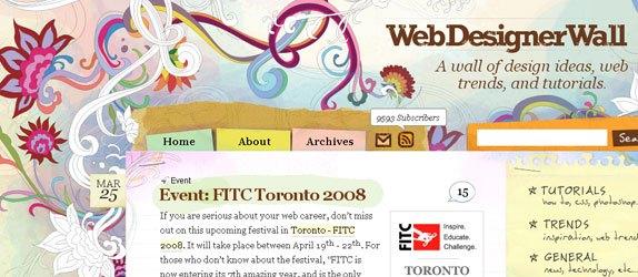 Web Designer Wall - http://www.webdesignerwall.com/