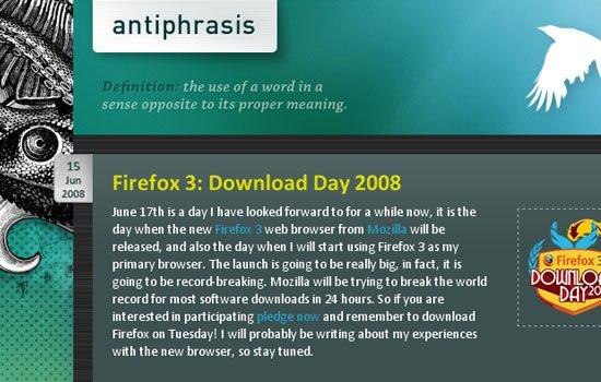 Antiphrasis - Screenshot