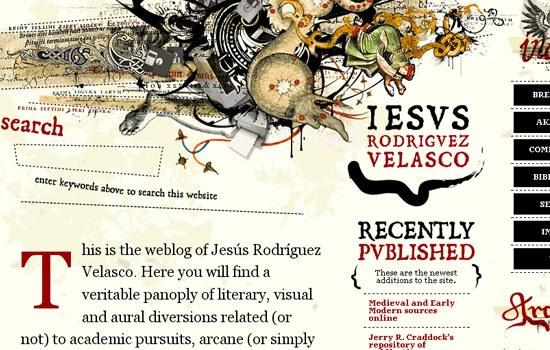 JESUS RODRIGUEZ VELASCO - Screenshot