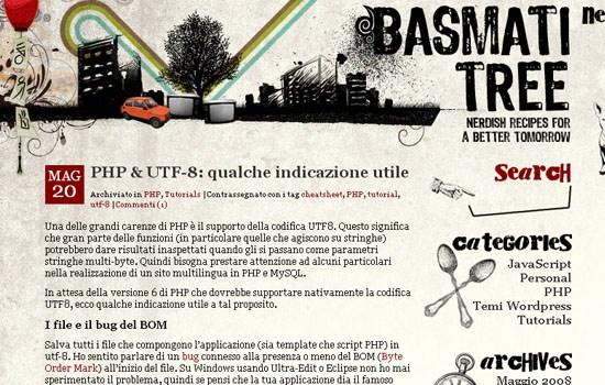 Basmati Tree - Screenshot