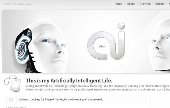 aiAlex - Screenshot