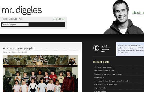 mr. diggles - Screenshot
