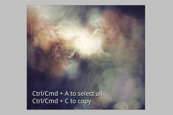 Copy Light Texture