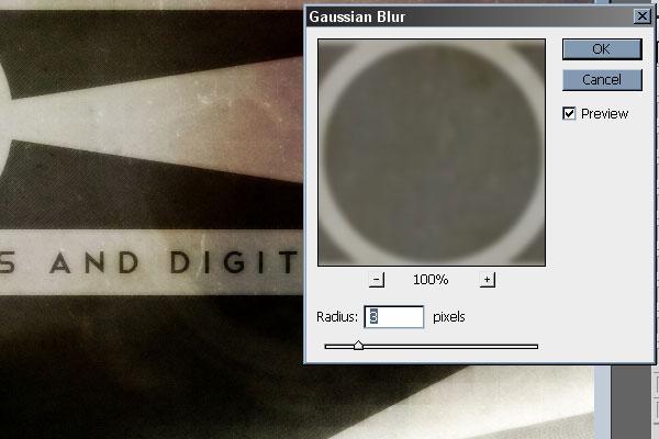 Apply Gaussian Blur
