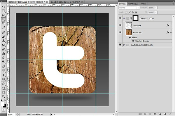 Adding Your Social Media Logo