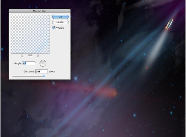 Make Rays of Light