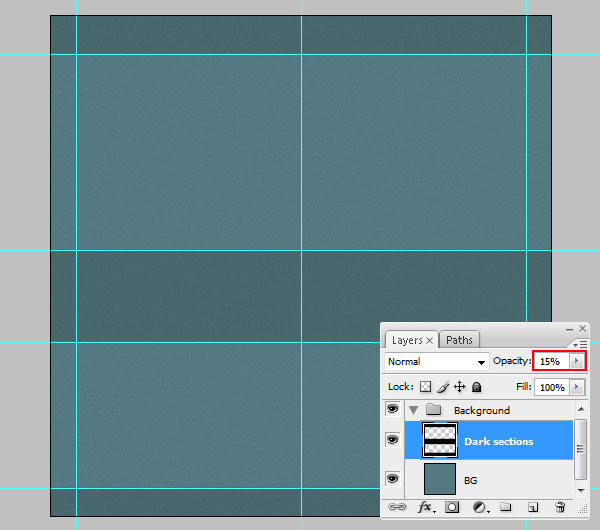 Creating the Background