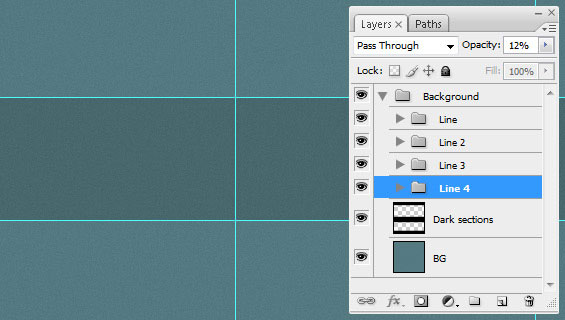 Creating Inset Divider Lines
