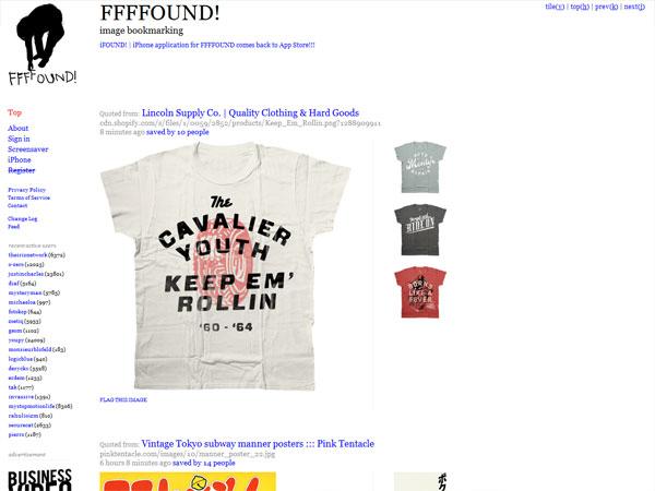 FFFFOUND!