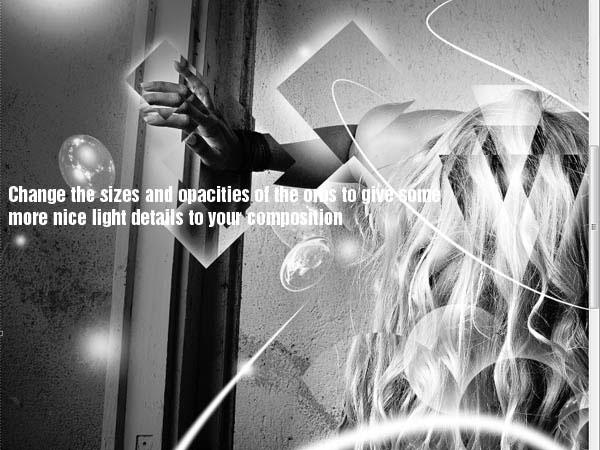 Creating Light Orbs