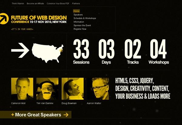 Future of Web Design New York 2010