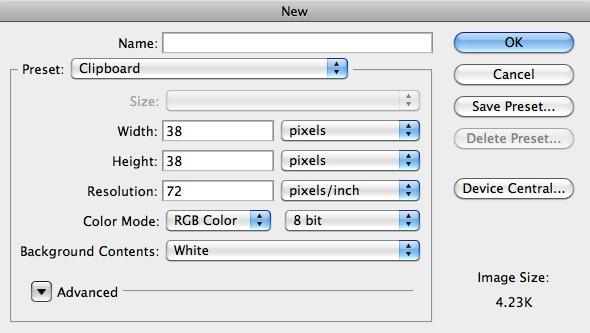 Creating Custom Photoshop Patterns