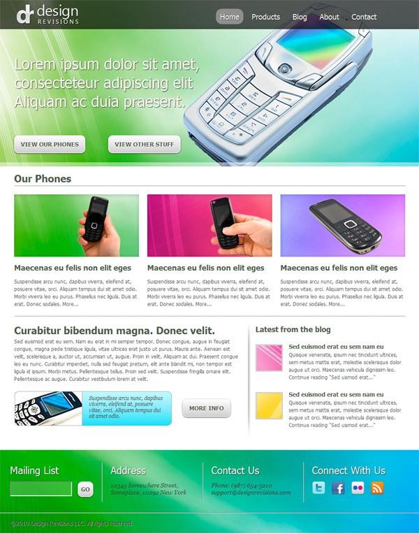 Best Designed Websites On The Internet