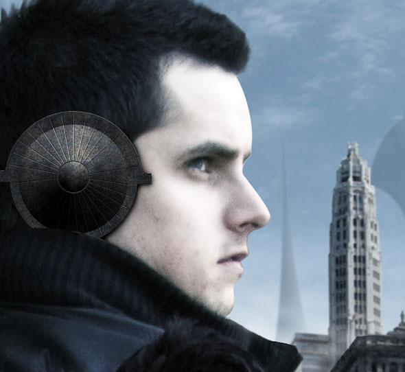 Creating a Futuristic Headphone