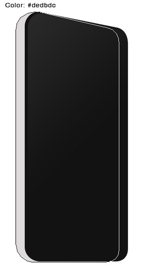 Create the iPhone's Side