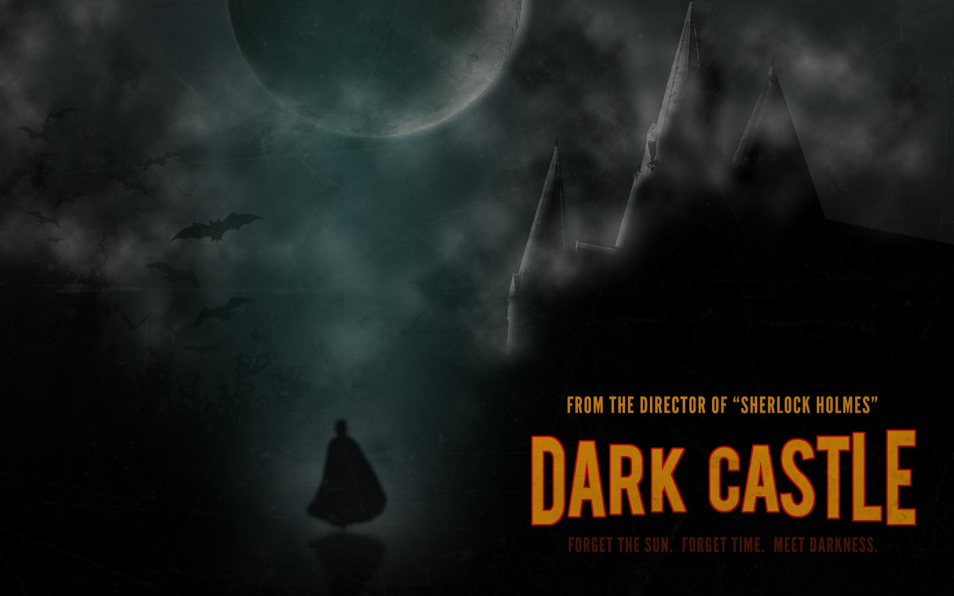 Create a Fun Horror Movie Poster Design in Photoshop