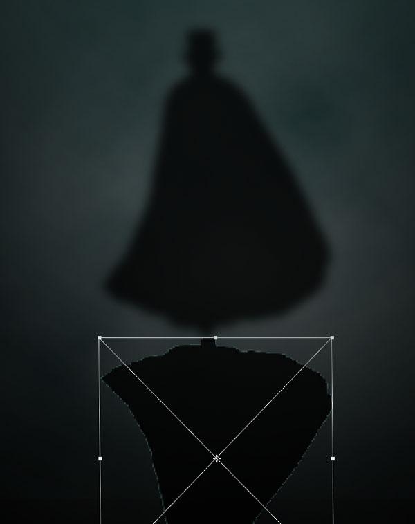Create a Human Silhouette