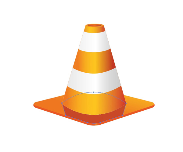 Give the Cone a Shadow