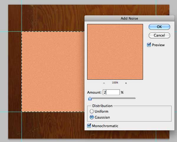 Create the Basic Ticket Stub Shape